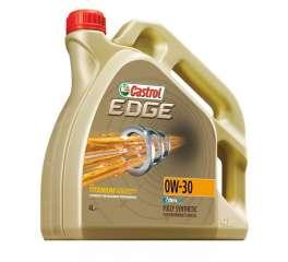 Olej CASTROL EDGE 0W30 4L