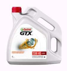 Olej CASTROL GTX 15W40 4L