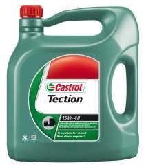 Olej CASTROL TECTION 15W40 5L