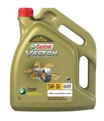 Olej CASTROL VECTON FS E6/E9 5W30 5L