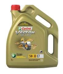 Olej CASTROL VECTON FS E7 5W30 5L