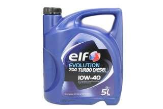 Olej ELF EVO 700 TD 10W40 5L