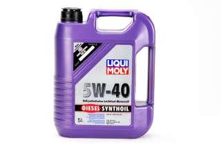 Olej LIQUI MOLY LIM1341 5W40 5L