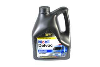 Olej MOBIL DELVAC MX 15W40 4L