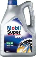 Olej MOBIL M-SUP 1000 X1 15W40 5L