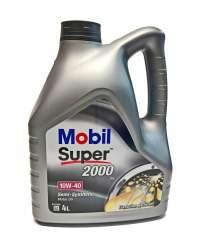 Olej MOBIL M-SUP 2000 10W40 4L