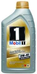 Olej MOBIL MOBIL 1 0W40 1L