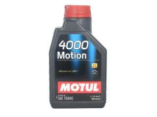 Olej MOTUL 4000 MOTION 15W40 1L