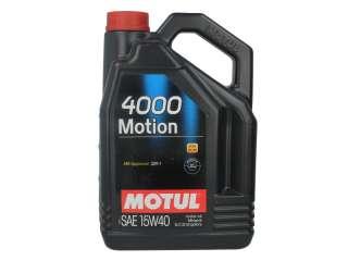 Olej MOTUL 4000 MOTION 15W40 5L