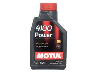 Olej MOTUL 4100 POWER 15W50 1L