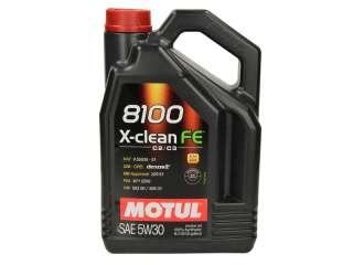 Olej MOTUL 8100 X-CLEAN FE 5W30 4L