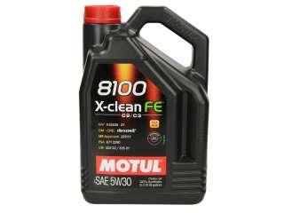 Olej MOTUL 8100 X-CLEAN FE 5W30 5L