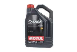 Olej MOTUL SPECIFIC LL14 FE+0W20 5L