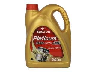 Olej ORLEN PLATINUM MAX 10W40 4L