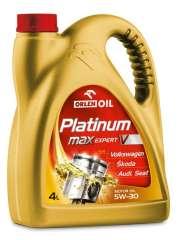 Olej ORLEN PLATINUM MAX V 5W30 4L