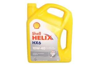 Olej SHELL HELIX HX6 10W40 4L