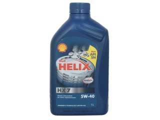 Olej SHELL HELIX HX7 5W40 1L