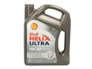 Olej SHELL HELIX ULTRA ECT C2/C3 4L