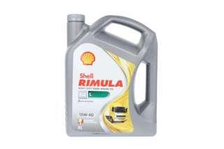 Olej SHELL RIMULA R4 L 15W40 5L