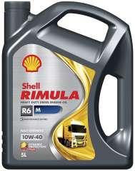 Olej SHELL RIMULA R6 M 10W40 4L