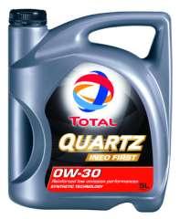 Olej TOTAL QUARTZ INEO FIRST 0W30 5L