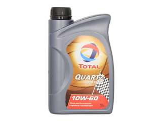 Olej TOTAL QUARTZ RACING 10W60 1L