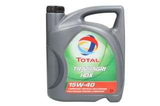 Olej TOTAL TRACTAGRI HDX 15W40 5L