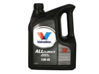 Olej VALVOLINE ALL CLIMATE 15W40 4L