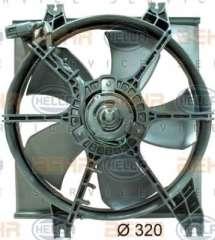 Wentylator chłodnicy silnika HELLA 8EW 351 034-451