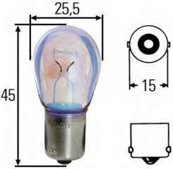 Żarówka światła STOP HELLA 8GA 002 073-241