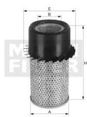 Filtr powietrza MANN-FILTER C 16 190 x