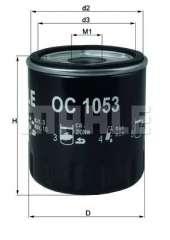 Filtr oleju KNECHT OC 1053