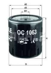 Filtr oleju KNECHT OC 1063
