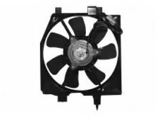 Wentylator chłodnicy klimatyzacji VAN WEZEL 2760751