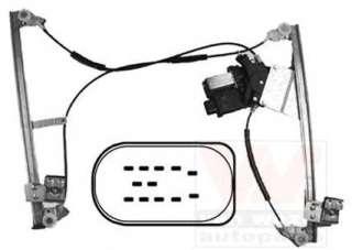 Podnosnik szyby VAN WEZEL 5825262