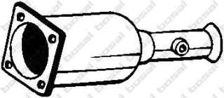 Filtr sadzy układu wydechowego BOSAL 097-126