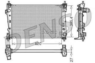 Chłodnica silnika DENSO DRM01006