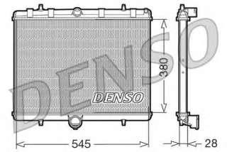 Chłodnica silnika DENSO DRM07060