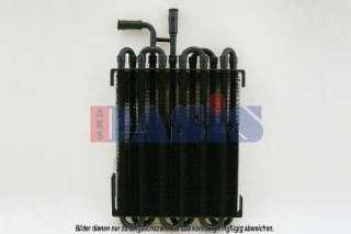 Chłodnica paliwa AKS DASIS 120013N