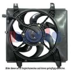 Wentylator chłodnicy silnika AKS DASIS 568007N