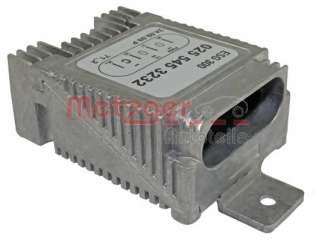 Sterownik silnika wentylatora chłodnicy METZGER 0917036