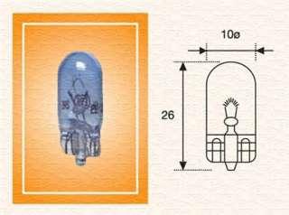 Żarówka oświetlenia wnętrza MAGNETI MARELLI 002051900000