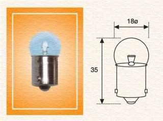 Żarówka oświetlenia wnętrza MAGNETI MARELLI 004008100000