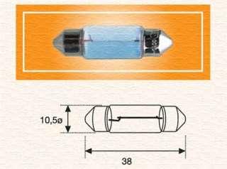 Żarówka oświetlenia wnętrza MAGNETI MARELLI 009423100000