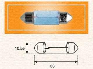 Żarówka oświetlenia wnętrza MAGNETI MARELLI 009461100000