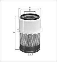 Filtr powietrza MAGNETI MARELLI 154084050520