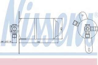 Osuszacz klimatyzacji NISSENS 95025