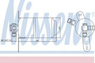 Osuszacz klimatyzacji NISSENS 95184