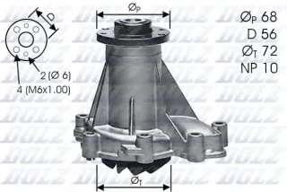 Pompa wody DOLZ M276