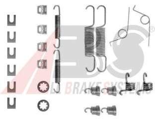 Zestaw montażowy szczęk hamulcowych A.B.S. 0611Q